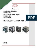 DCU223M LabVIEW Programming Interface