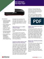 Kamai 510 Series Datasheet (v3.0813EU)