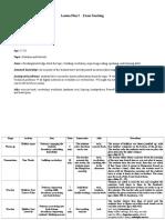 lessonplan5 - examteaching