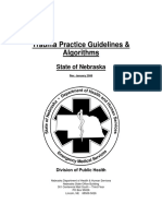 Trauma Practice Guidelines