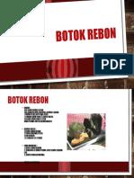 Botok Rebon