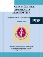 Mieloma Multiple Experiencia Diagnostica