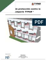 Install Instructions Housewrap Spanish