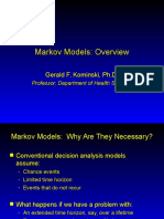 Markov Models - Intro