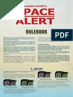Space Alert Rules En