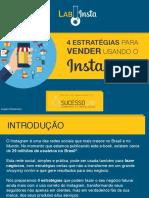 E-book - Lab Insta - 4 Estratégias Para Vender No Instagram