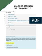 Quiz Gerencia Financirea Tatis
