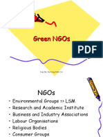 MLB Topic 12 Green NGO