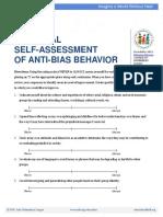 personal-self-assessment-of-anti-bias-behavior