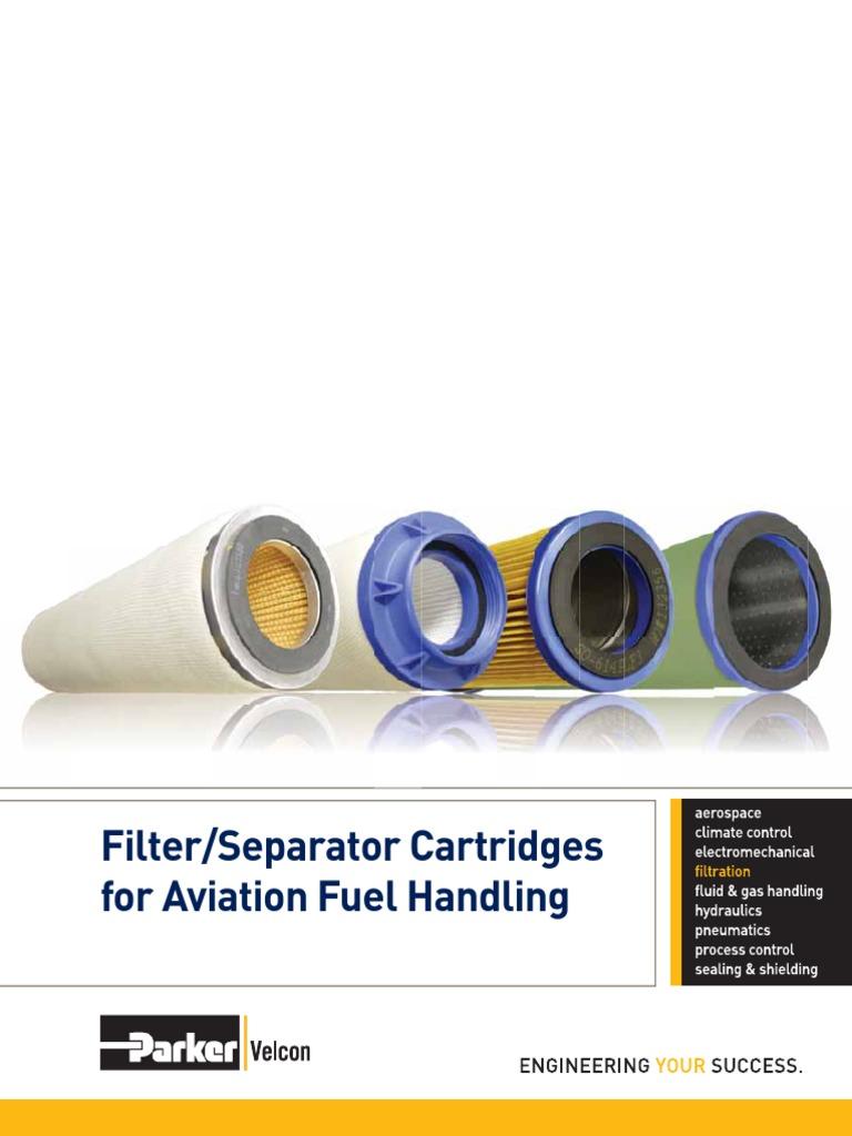 Filter Water Separator Elements | Fiberglass | Filtration