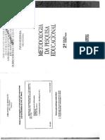 Metodologia Da Pesquisa MARTINS 1991 p.47-58