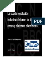 Cuarta Revolucion Industrial