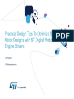 ST Digital Motion Engine Drivers