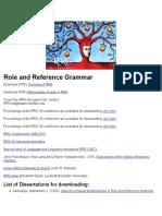 Rrg Bibliography