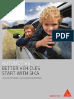 Automotive Technology Brochure