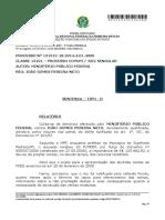 Processo João Gomes