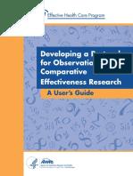 User Guide Observational CER 130113