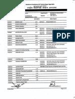 Result BTech ElectricalInstrumentationEng Dec2016