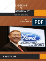 Leadership Alan Mulally