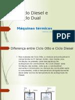 Aula 3 - 2015 - Ciclo Diesel e Dual