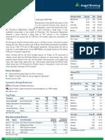 Premarket MarketOutlook Angel 19.12.16