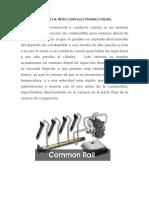 Sistema de Inyeccion Electronico Diesel