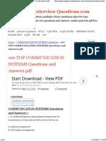 Comunication Bits
