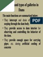 Gravity Dam 96