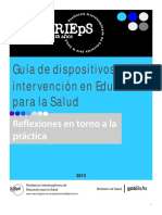 Guia de Dispositivos de Intervencion en EPS - RIEPS