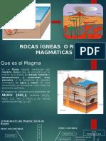 CAPITULO IV ROCAS ÍGNEAS  O ROCAS MAGMÁTICAS.pptx