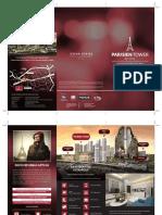 Parisien Tower Brochure