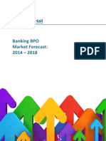 Banking BPO Market Forecast 2014-2018_Nelson Hall