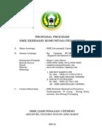 Proposal SMK Berbaasis Pesantren