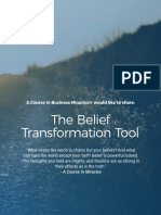 Belief Transformation Tool