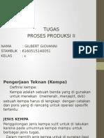 Proses Produksi II (2)