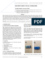 HOME AUTOMATION USING VOCAL COMMANDS.pdf
