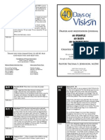 Vision Journal
