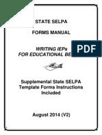 g 19-3 iep manual 2014