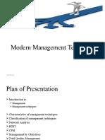 managemen ttechniques-ppt