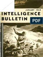 Intelligence Bulletin ~ Jan 1944