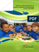 Manual Sistema Monitoramento Programa Nacional Alimentacao Escolar