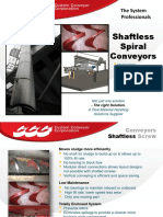 CCC Shaftless Conveyors R2