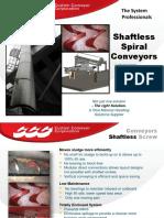 CCC Shaftless Conveyors R2