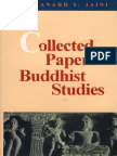 Collected Papers on Buddhist Studies Jaini