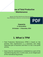 Session 3 Overview of TPM
