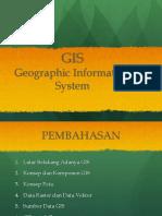 Konsep Dasar GIS