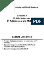 Mobileip Unit 3