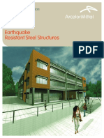 Earthquake Resistant Steel