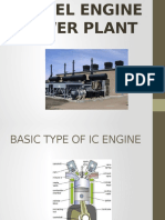 Diesel Enginepowerplant