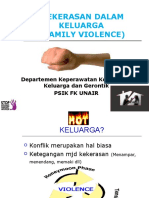 Kekerasan Dalam Keluarga Stikes